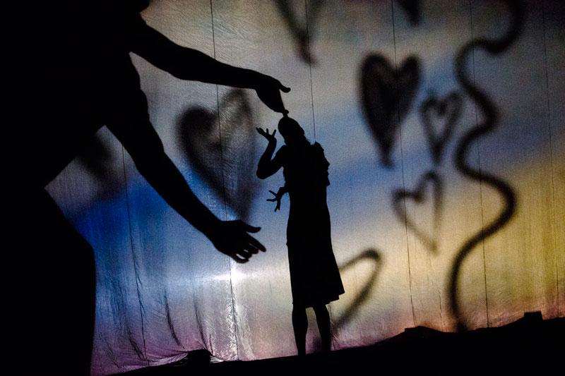 Sogno di una notte di mezza estate per corpi e anime Teatro Gioco Vita - Imperfect Dancers